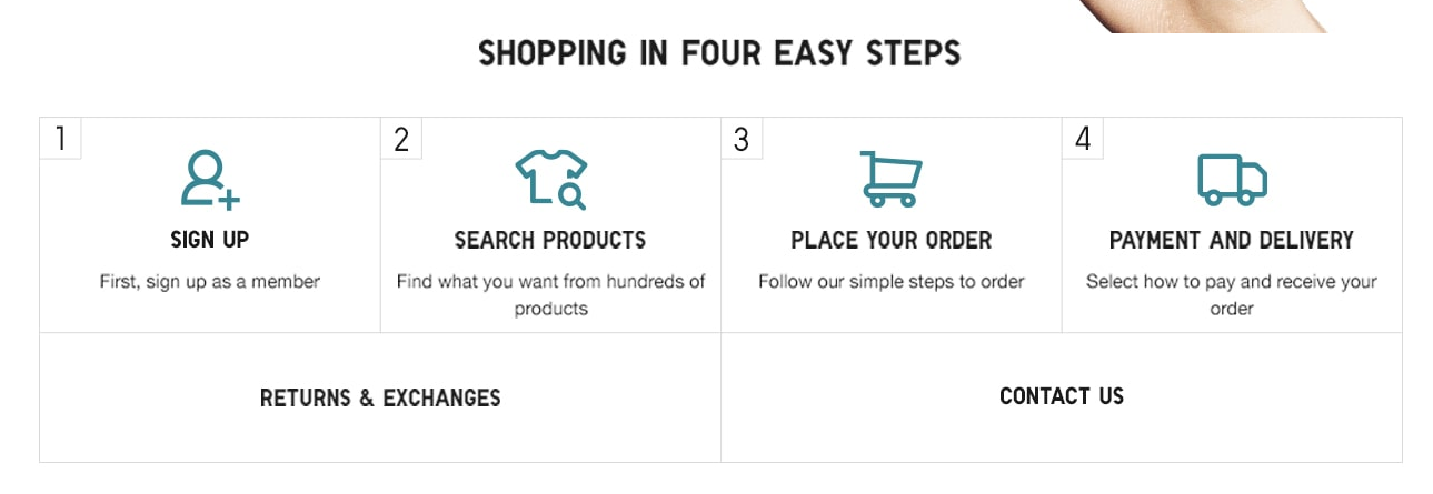 Uniqlo Philippines online store - how to order
