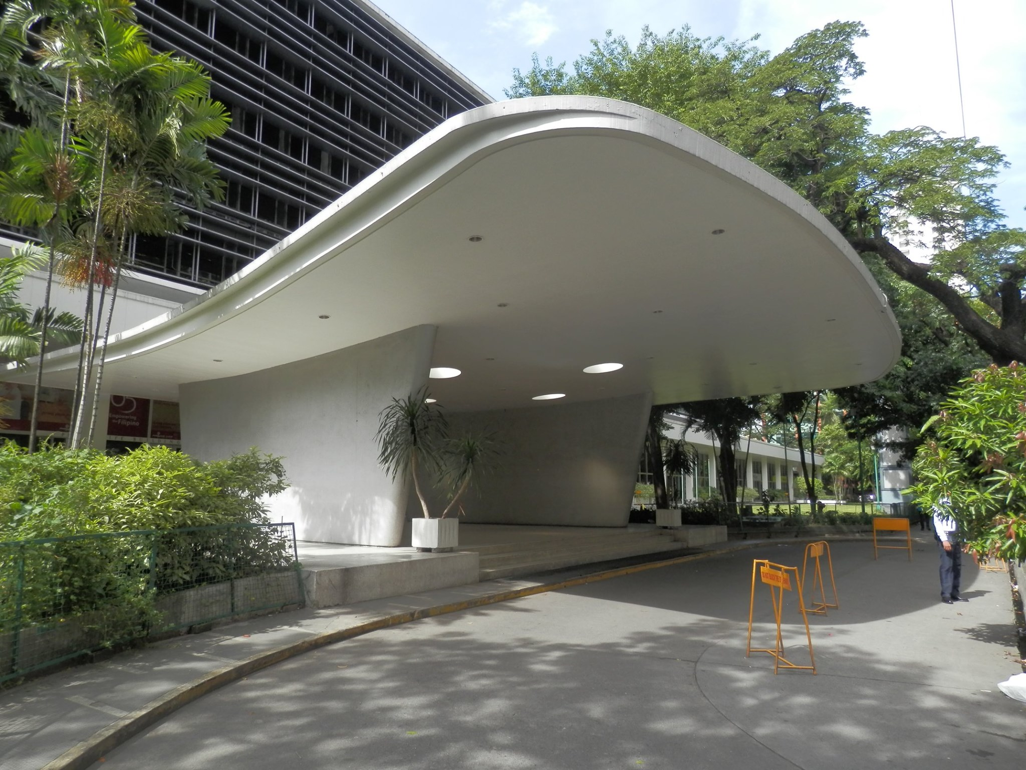Philam Life Building Theater redeveloped
