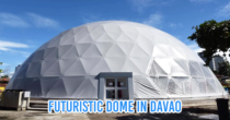 Davao Opens Dome-Shaped Isolation Facility That Looks Straight Out Of A Sci-Fi Film