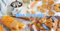 10 Jollibee Menu Items That Are Under 350 Calories To Treat Yourself But Not Too Much