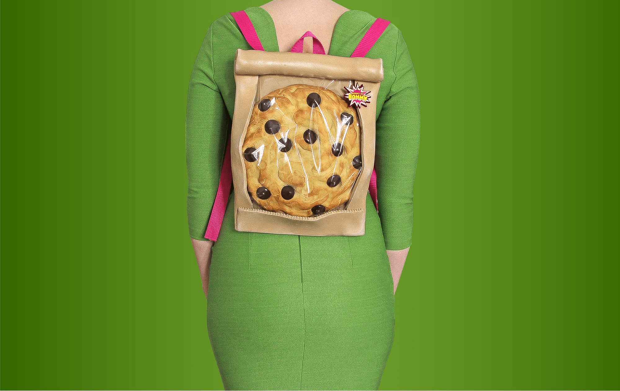 empanada purse - cookie backpack