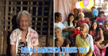Oldest Living Filipino Turns 123 Years Old Today, Surpassing Even The Philippines' Age