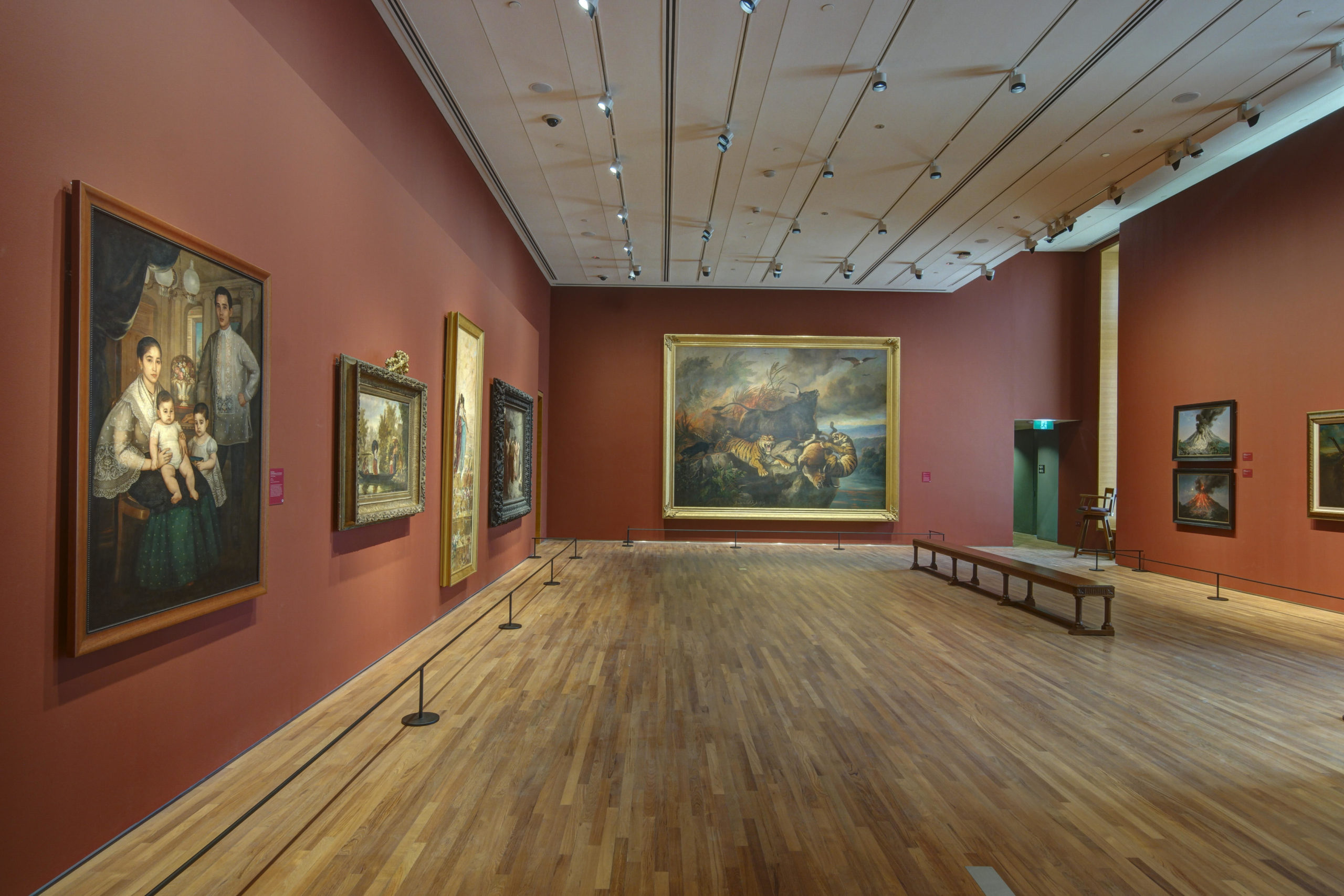 Free online events October 2020 - National Gallery Singapore Highlights of the Gallery
