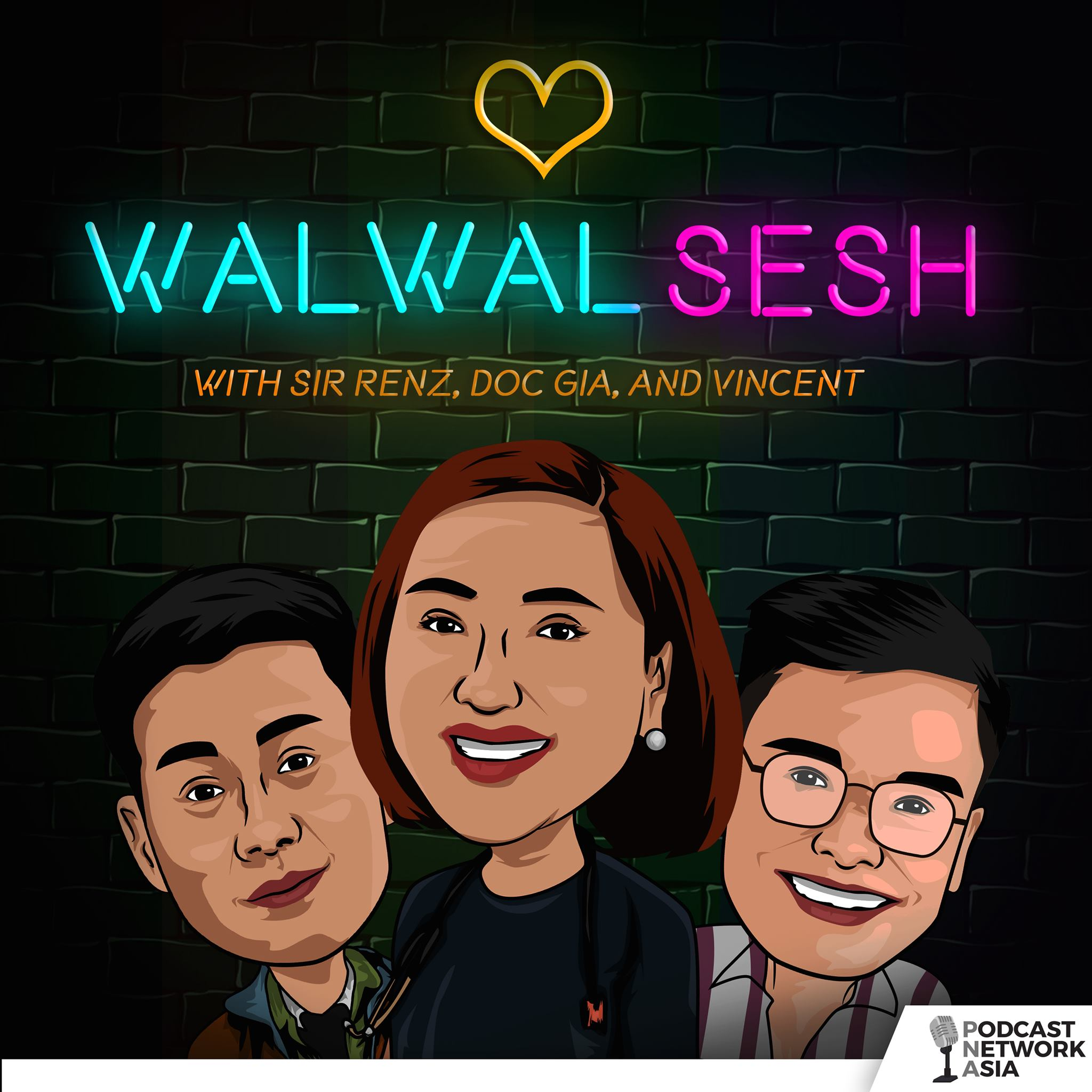 Best podcasts - Walwal Sesh