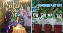 Kids Surprise Mom With A Plantita & Park Seo-joon-Themed Birthday Party That You'll Wish Was Yours