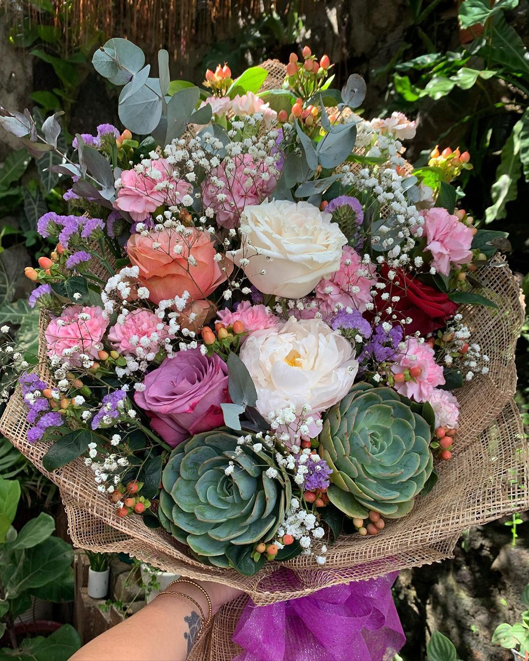 Metro Manila flower shops - Blooms by Agi