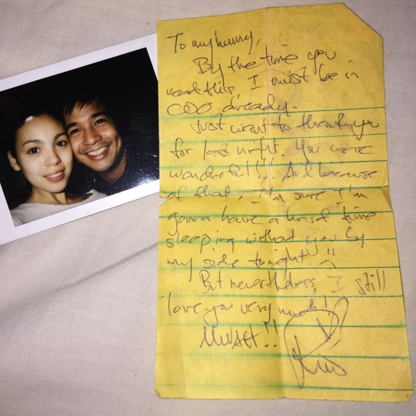 Rico Yan facts - love letter to Claudine