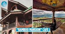 Chukoohills Cafe & Restaurant In Bukidnon Is A New Bamboo Mansion With Stunning Mountain Views