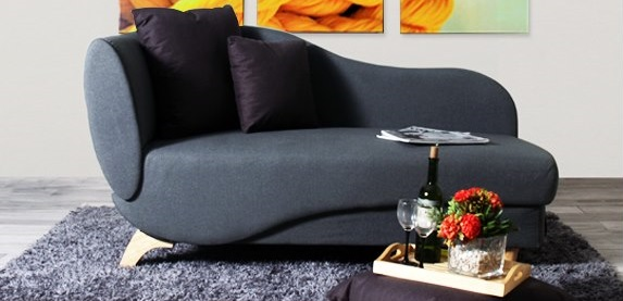 Sofa bed - BLIMS's Lilac Accent Chair