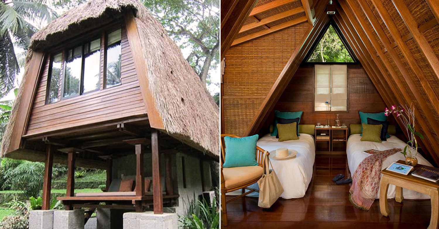 Treehouse hotels - Sulu Terraces at The Farm at San Benito