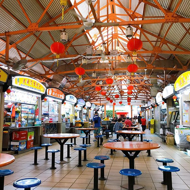 singapore travel tips - hawker centers