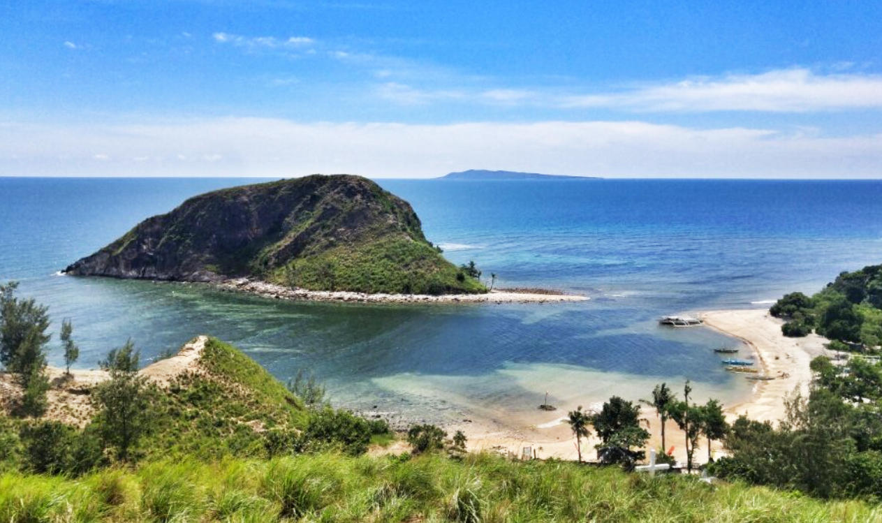 Philippine islands - Malalison Island