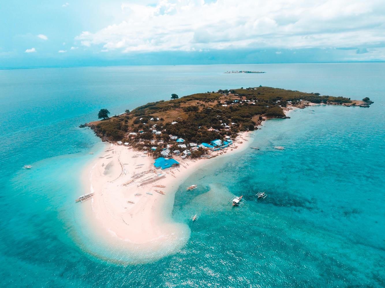 Philippine islands - Bantayan Island