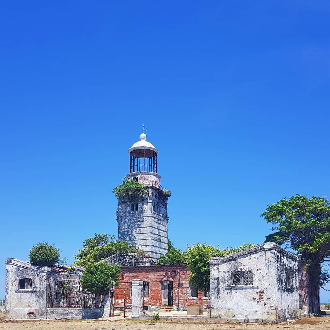 Philippine islands - Cabra Lighthouse