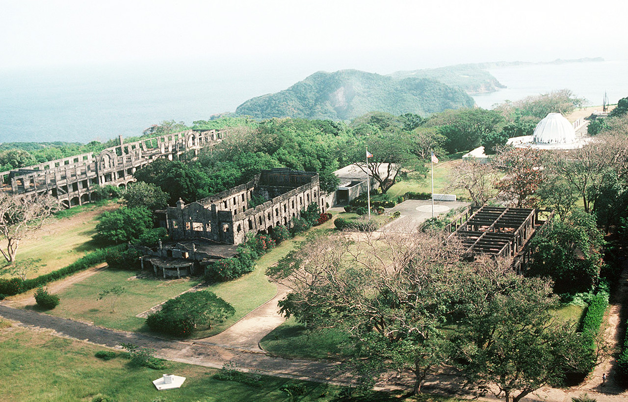 Philippine islands - Corregidor Island
