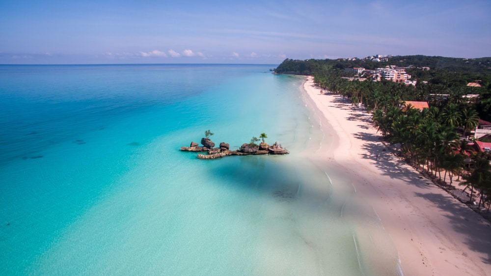 Philippine islands - Boracay