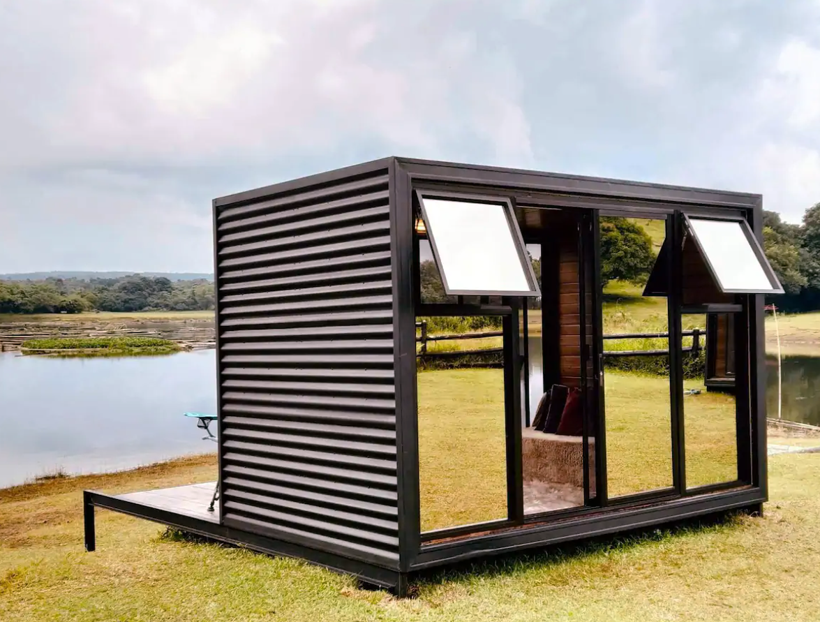 BLOC Camp Site - Airy T-House
