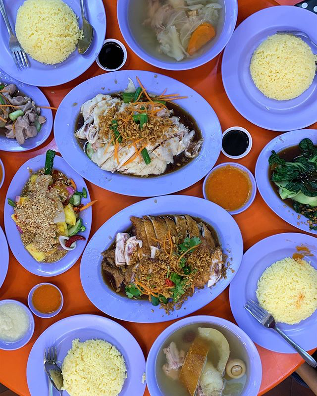 singapore travel tips - hawker food