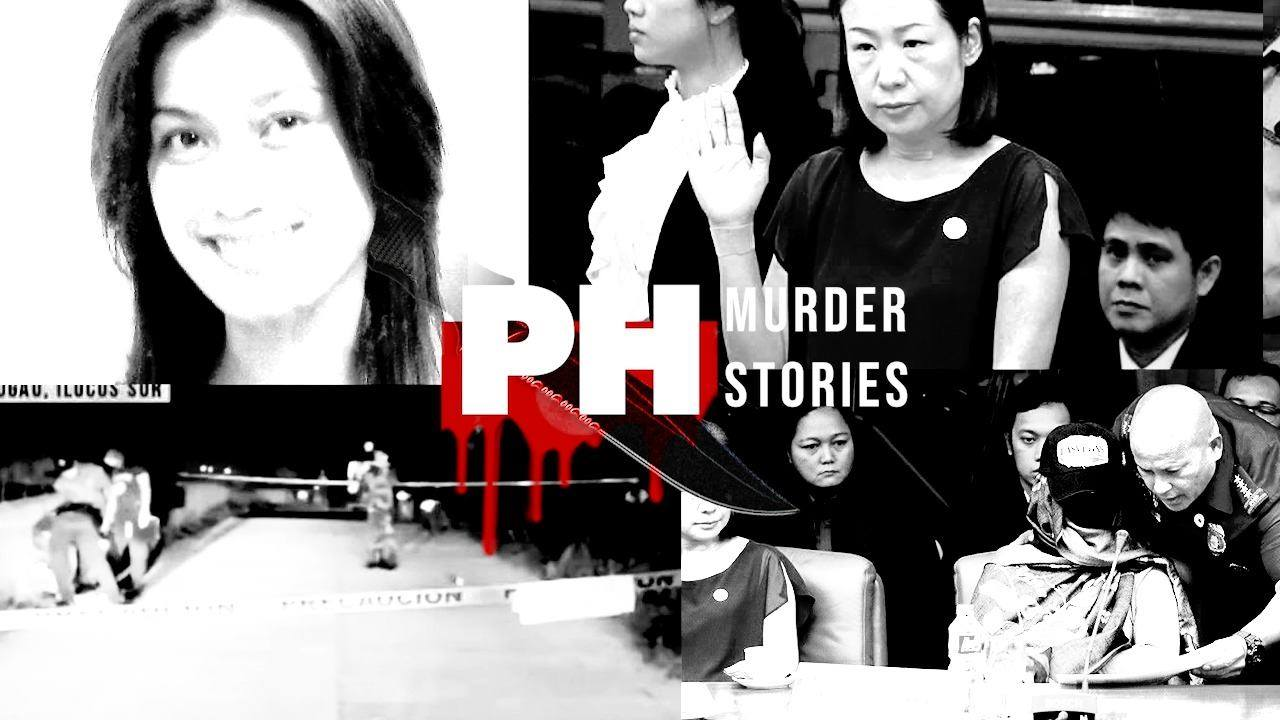 ph murder stories podcast image