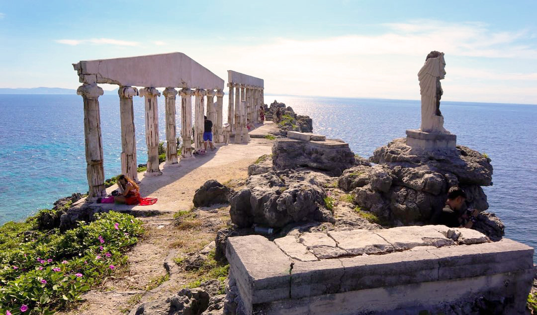 Camping sites - Fortune Island