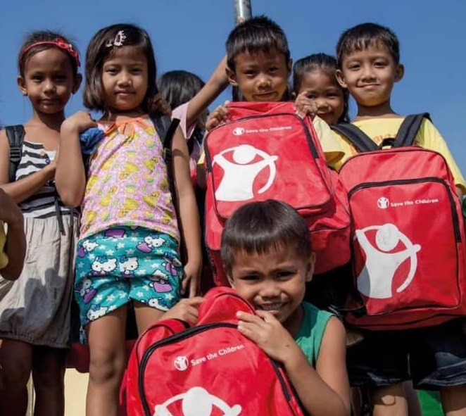 Mobile coffee shop Imus - The Cooking Dad Bake and Brew helps Save the Children