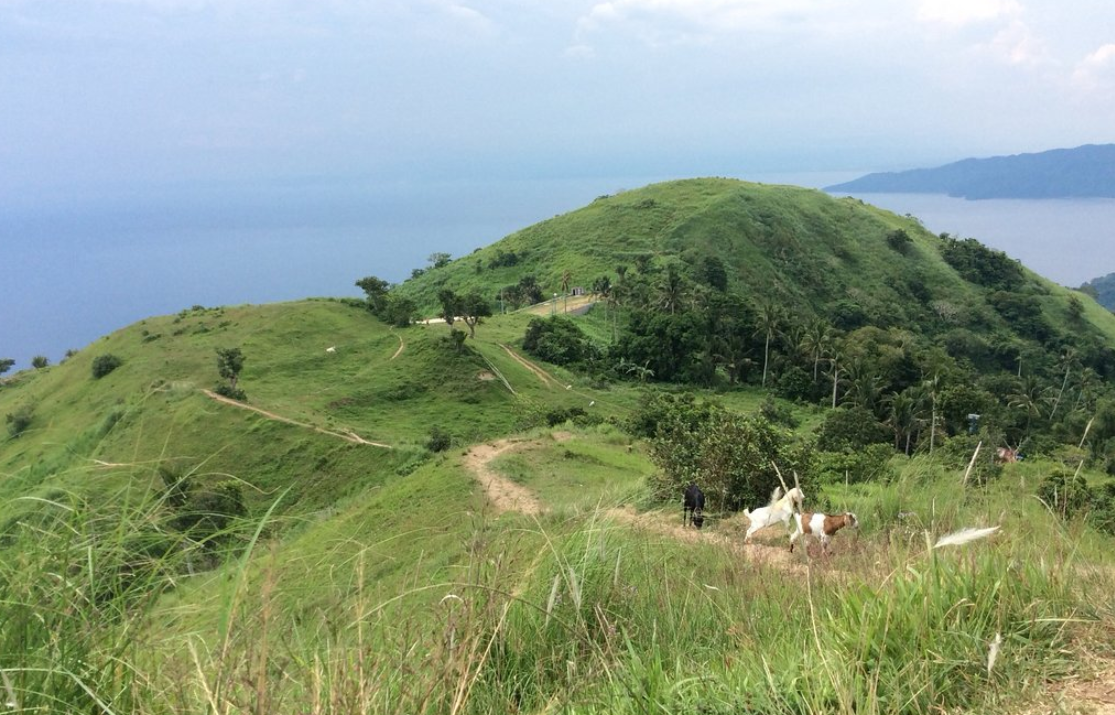 Mountains Philippines - Mount Gulugud Baboy