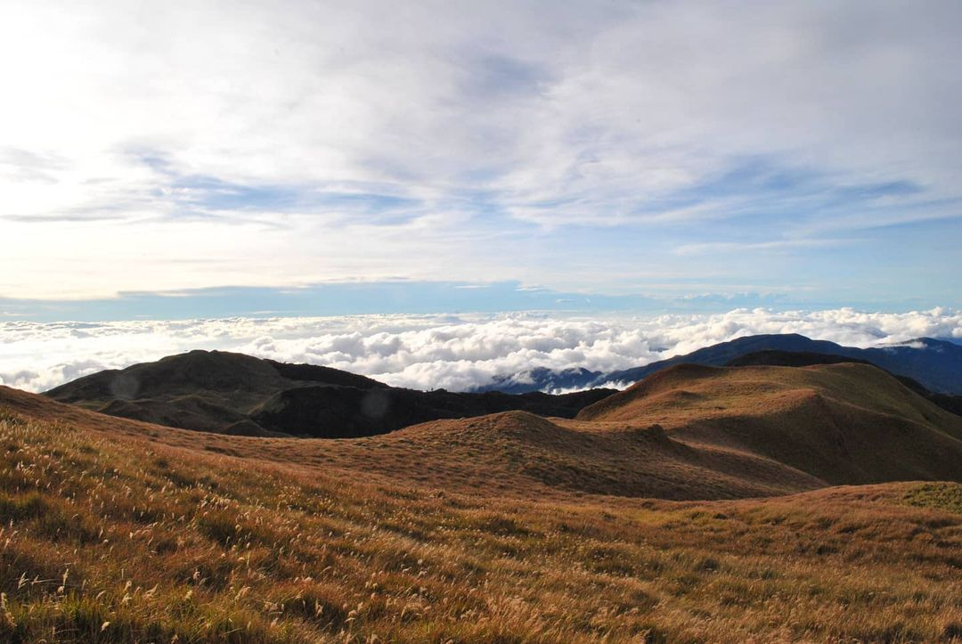 Mountains Philippines - Mount Pulag