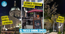 9 Restaurants With Al Fresco Dining Spots In Metro Manila To Dine In While Social Distancing