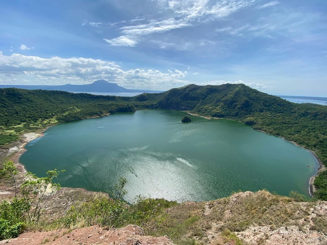 Mountains Philippines - Taal Volcano