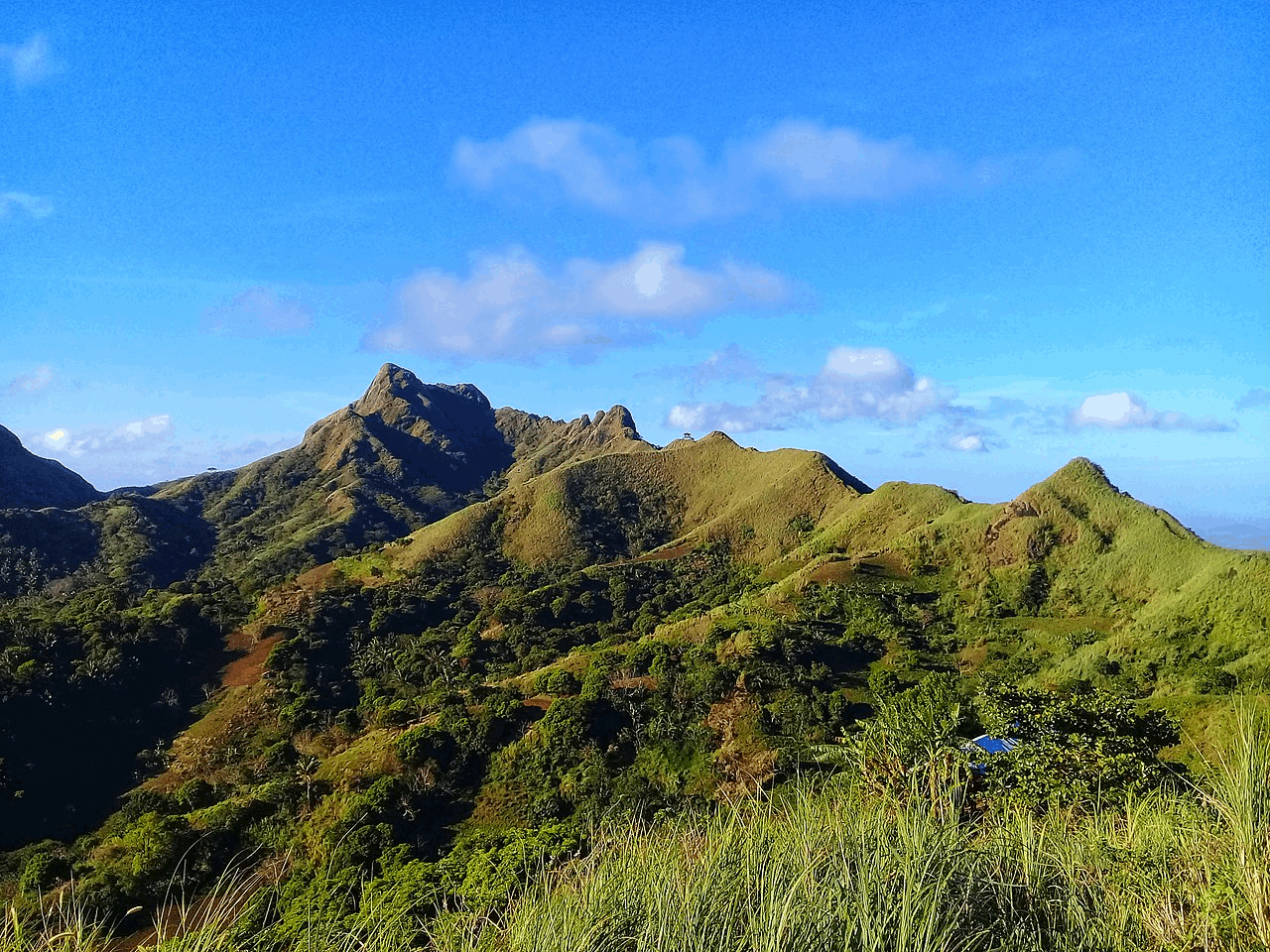 Mountains Philippines - Mount Batulao