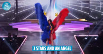 Rabiya Mateo Wows Like A VS Angel In Filipino Flag-Inspired Costume At Miss Universe