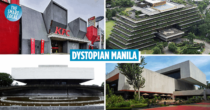 9 Brutalist Buildings That Show What Metro Manila Could Be Like In A Futuristic Dystopian Sci-Fi Movie