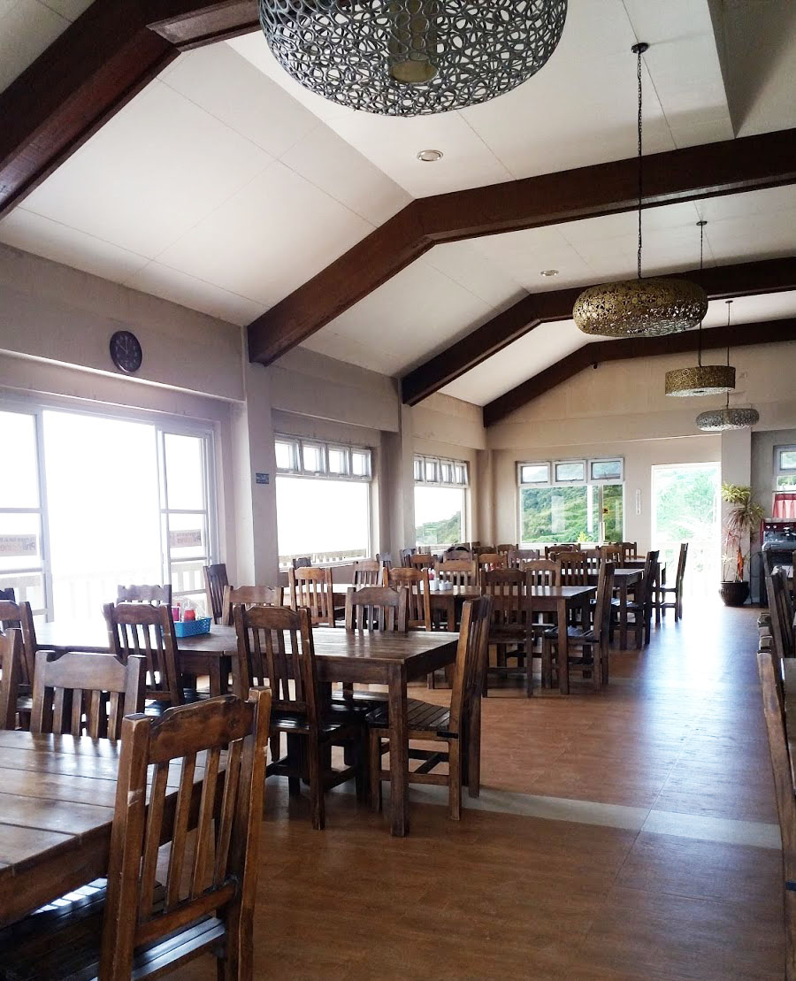 Baguio cafes - Cafe in the Sky