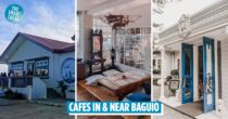 6 Cafes In & Near Baguio With Breathtaking Views Of The City of Pines