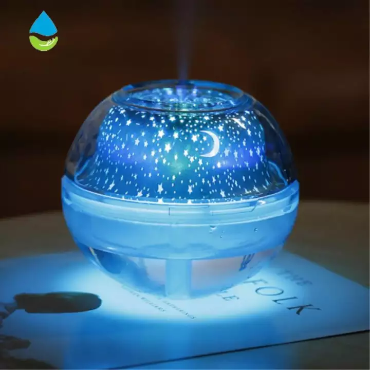 Humidifiers - Blue Water Crystal Humidifier