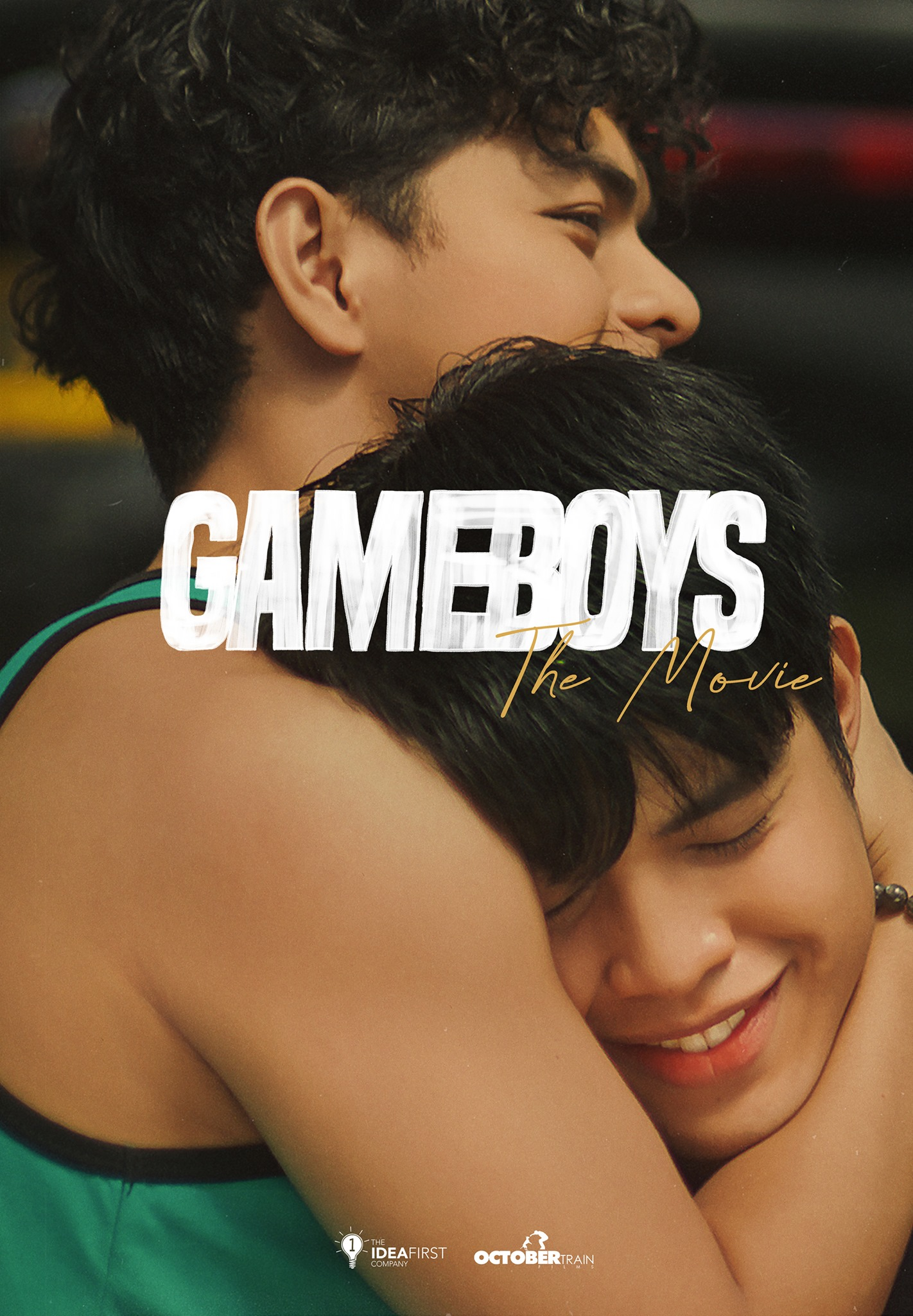 Gameboys The Movie - poster 1