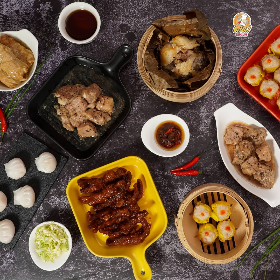 Go Go Dimsum - ready to eat Chinese food