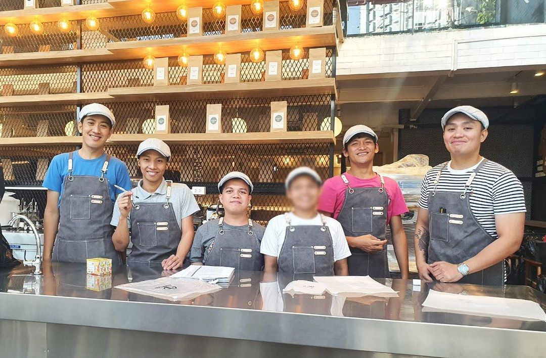 HISBEANS Coffee - PWD baristas