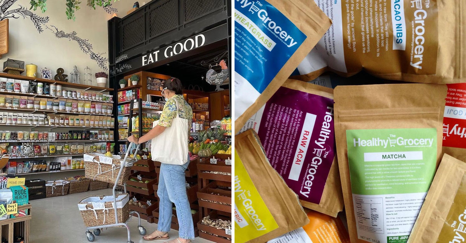 the healthy grocery philippines