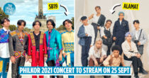PhilKor 2021 Concert To Stream Live For Free on 25 Sept,  SB19, Alamat & More To Perform