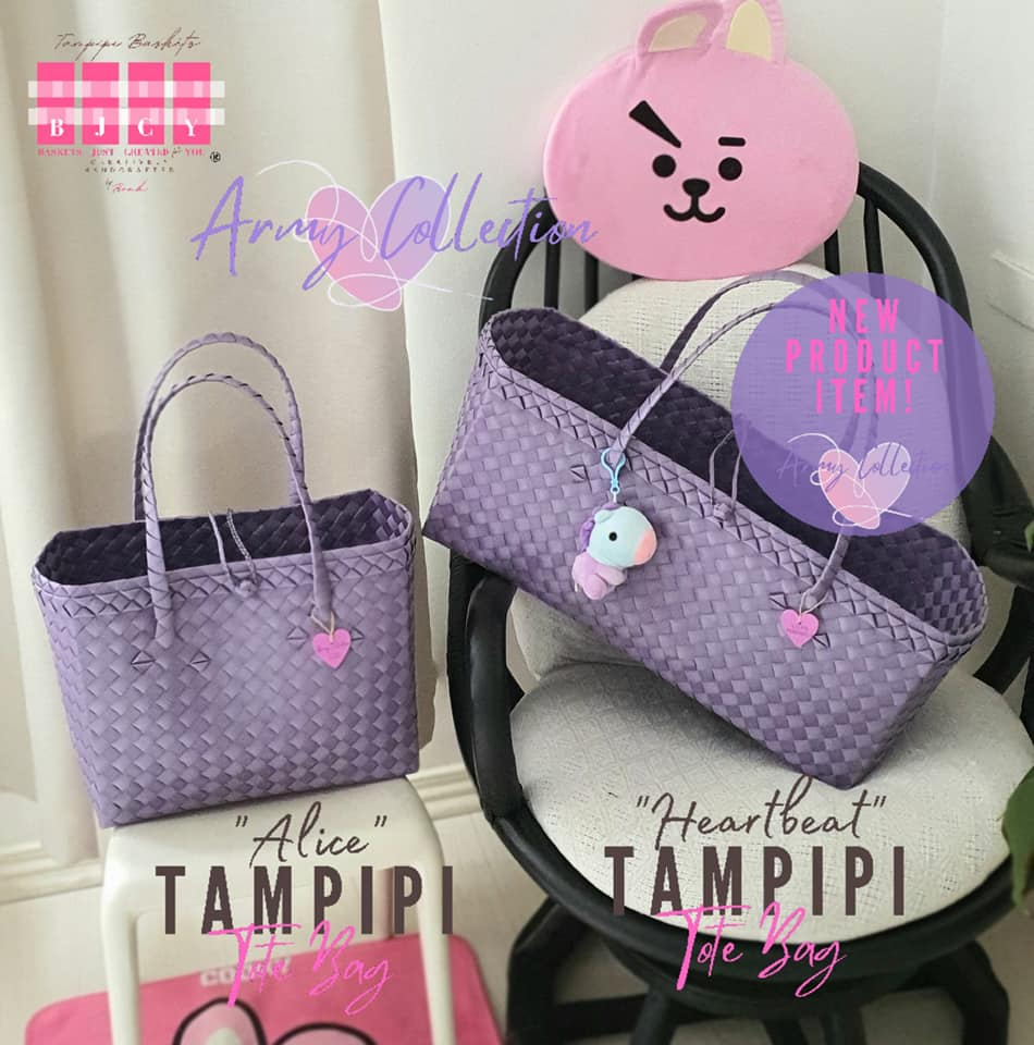 Tampipi Bags - army collection