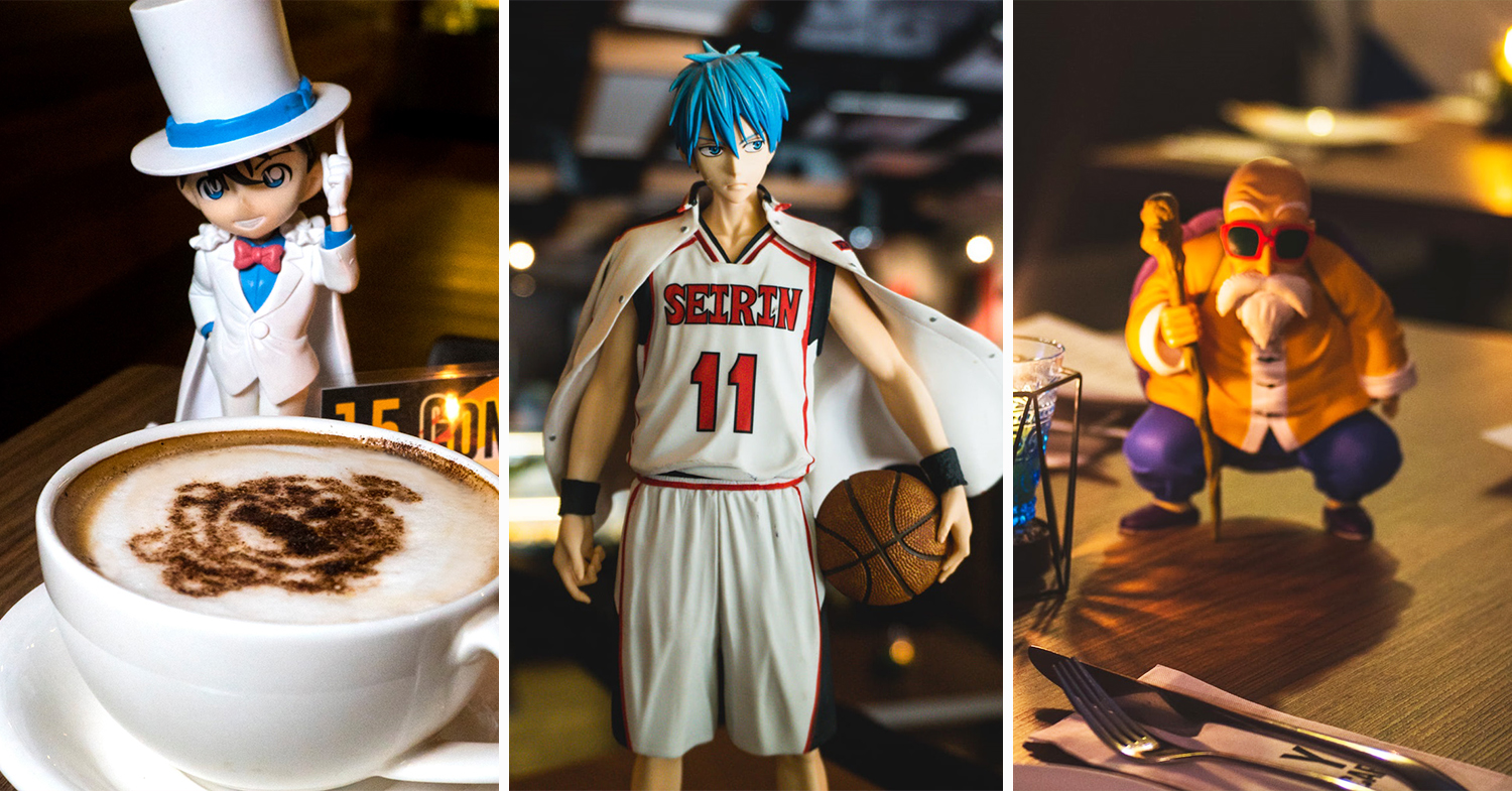 Y Cafe - Anime figures
