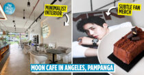 Moon Cafe in Angeles, Pampanga Is A Korean-Inspired Cafe For Subtle K-pop & K-Drama Fans