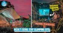 Seoul Stay: Rizal Glamping Site For An Outdoor Samgyeopsal & K-Movie Marathon With A View