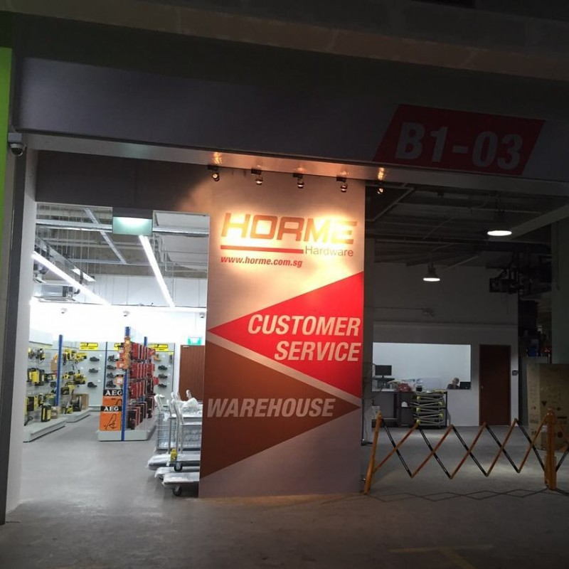 Horme Hardware Reviews - Singapore Others - TheSmartLocal