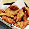 4 Fingers Crispy Chicken Speciality, Wings & Drummettes, Soy Garlic & Hot Sauce