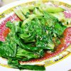 Baby Bok Choy In Oyster Sauce