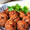 Spiced meat balls..