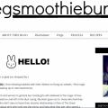 VegSmoothie Bunny
