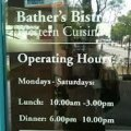 Bather's Cafe and Restaurant